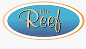 the reef restaurant in st augustine fl logo